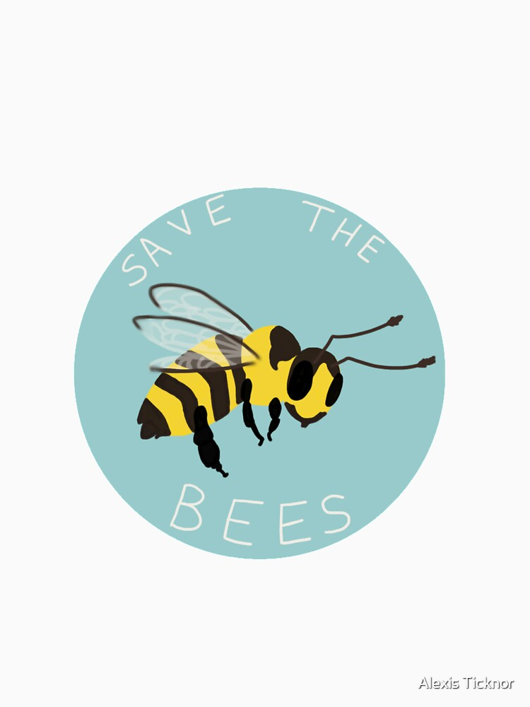 Save the Bees! by AlexisCreations