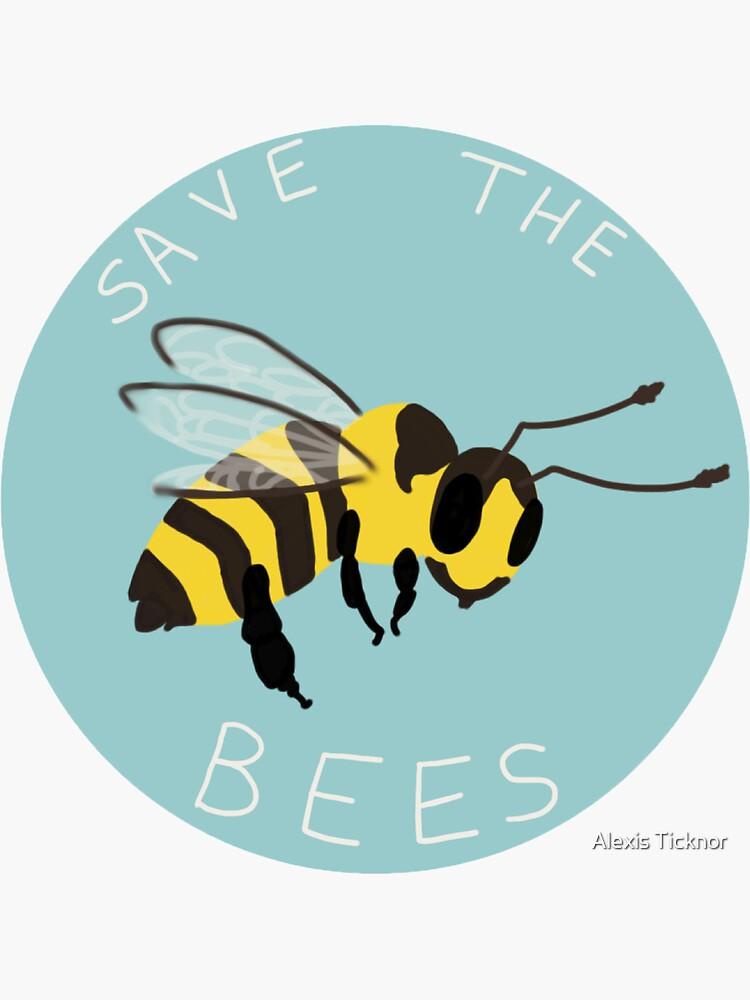 Rette die Bienen! von AlexisCreations