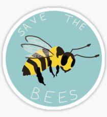 Pegatina ¡Salva a las abejas!