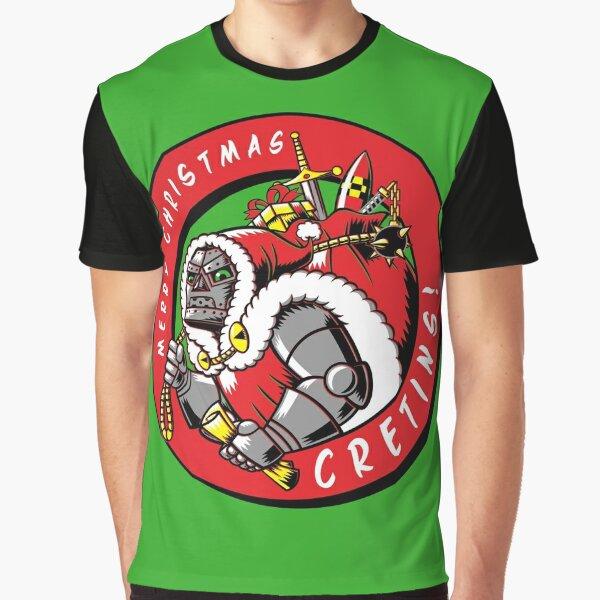 Merry Christmas, cretins! Graphic T-Shirt