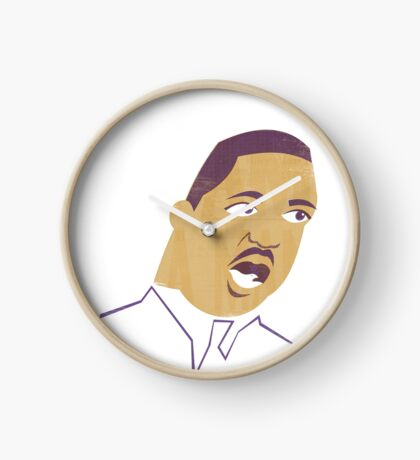 """Martin Luther King Jr. """"I Have A Dream"""" Clock"""