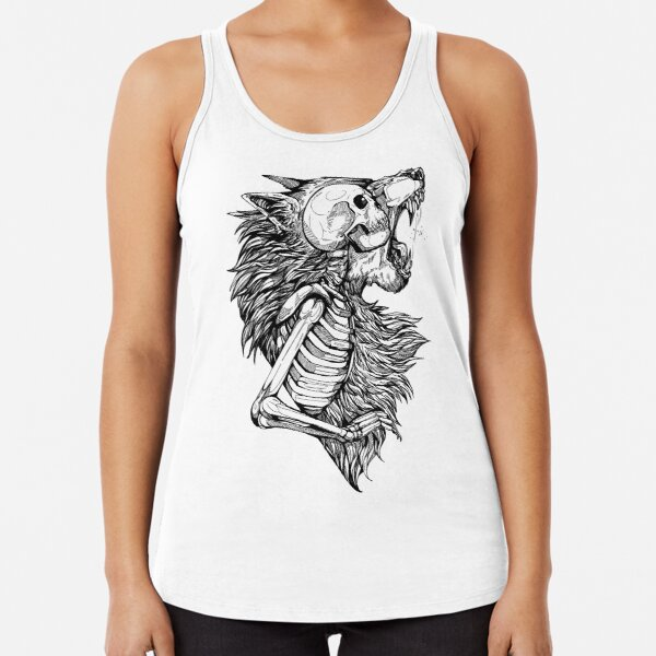 Lilith's Brethren Inks Racerback Tank Top