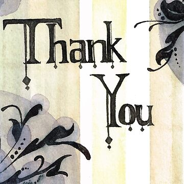 Thank You by Minettetcetera
