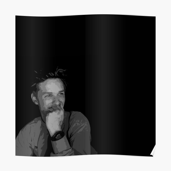 Eddie Redmayne 4 Poster