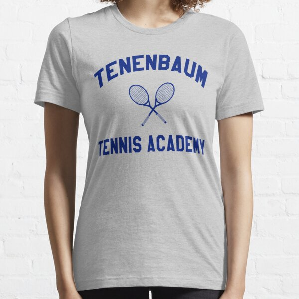 Tenenbaum Tennis Academy - The Royal Tenenbaums Essential T-Shirt