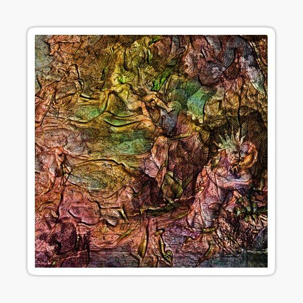 Alchemical Fire - The King's Bath Sticker