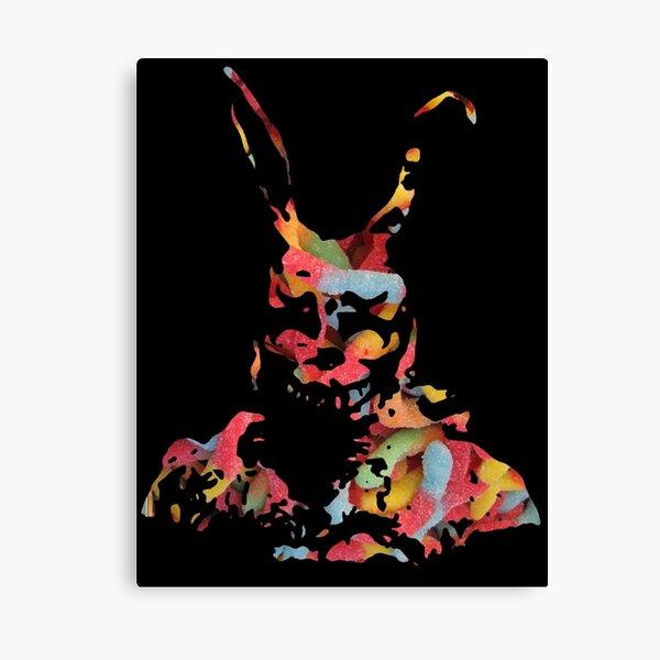 Sweet Frank - Donnie Darko Canvas Print
