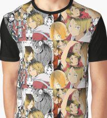 Kenma Kozume (x1000) Grafik T-Shirt