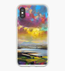 Struie Hill, Dornoch, Scotland iPhone Case