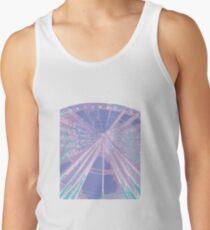 Purple Ferris wheel Tank Top