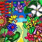 Floradise Apparel by David Fraser