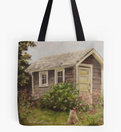 Shed Watch Tote Bag
