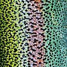 Rainbow Trout Skin Phone case 2 by dvampyrelestat