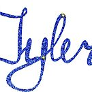 Tyler name by Marishkayu