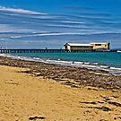Historic Queenscliff Pier by TonyCrehan