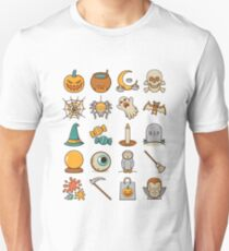Halloween Icons T-Shirt