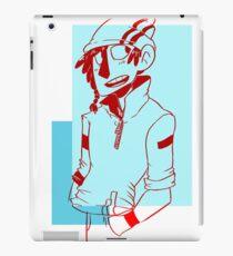 Pen work 1 iPad Case/Skin