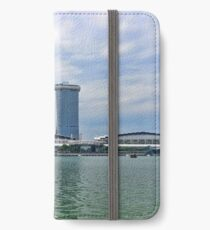 Marina Bay Sands iPhone Wallet