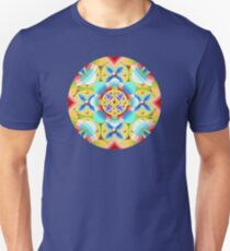 Groovy Cosmic Celtic (smaller scale) T-Shirt