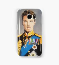 sir cumberbatch Samsung Galaxy Case/Skin