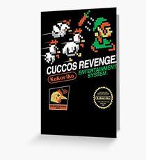 Cuccos Revenge Greeting Card