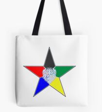 Voltron Force Star Tote Bag