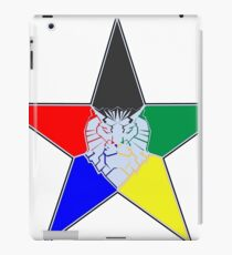 Voltron Force Star iPad Case/Skin