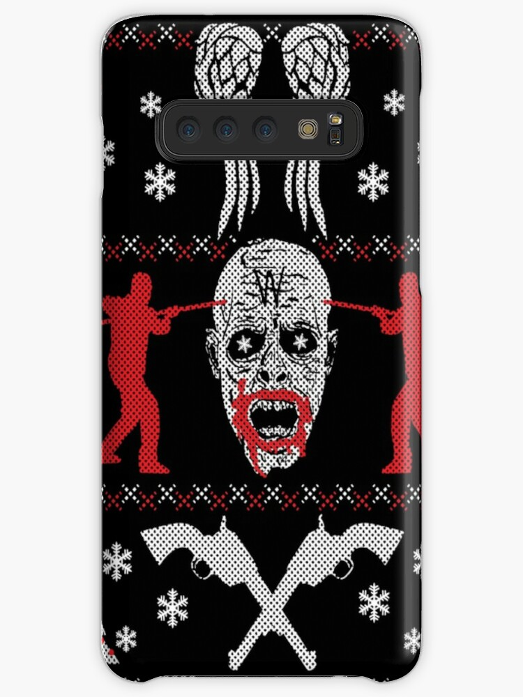 Zombie Christmas Sweater.Zombie Ugly Sweater Case Skin For Samsung Galaxy By Wawes