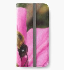 bumble bee iPhone Wallet/Case/Skin