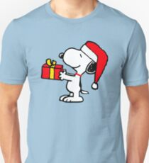 Christmas gift from snoopy Unisex T-Shirt