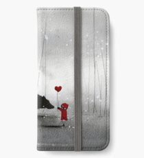 Little Red Riding Hood ~ I love You  iPhone Wallet/Case/Skin