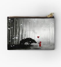 Little Red Riding Hood ~ I love You  Studio Pouch