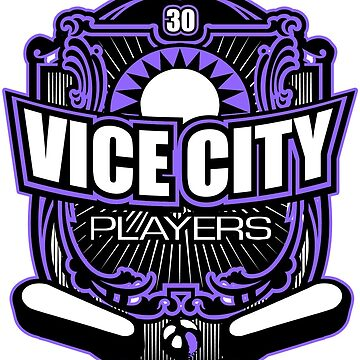 Vice City Players Purple 30 by ElementaI
