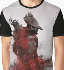 HQ Bloodborne (VECTOR) Graphic T-Shirt