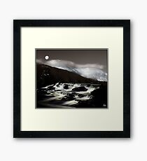 Cannon on the Ammonoosuc Framed Print