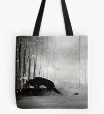 Little Red Riding Hood - A Tragedy  Tote Bag