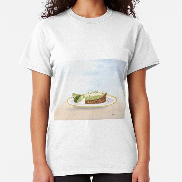 Key Lime Pie at Seans Classic T-Shirt