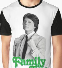Michael J Fox - Family Ties Graphic T-Shirt