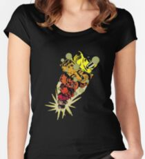 1959 Out of This World 16 by Ditko T-shirt Women's Fitted Scoop T-Shirt