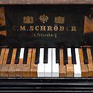 Vintage Melody by Svetlana Sewell