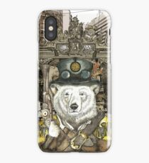 Steampunk City iPhone Case/Skin