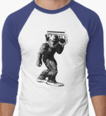 BIG FOOT Men's Baseball ¾ T-Shirt