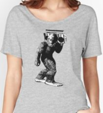 BIG FOOT Women's Relaxed Fit T-Shirt
