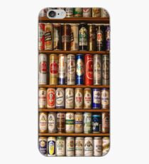 BEERS ON SHELVES iPhone Case
