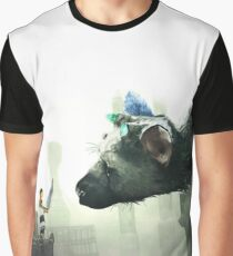 HQ The Last Guardian (vector) Graphic T-Shirt