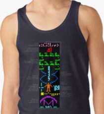 The Arecibo message explained Tank Top