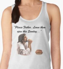 Jesus Chick-fil-a Women's Tank Top