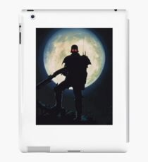 Jin Roh: The wolf brigade  iPad Case/Skin