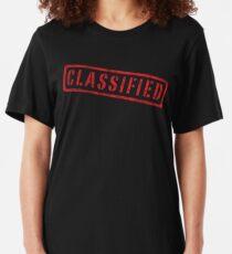 Classified Slim Fit T-Shirt