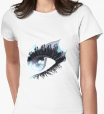 Eye5 Womens Fitted T-Shirt